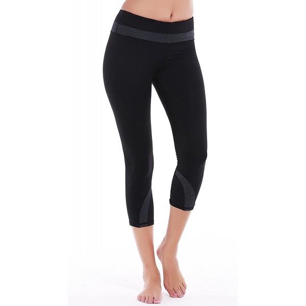 bde461c0bbb51c Leggings Workout DT4004 Dark Grey 4 - Dark Grey-zipper Pockets ...