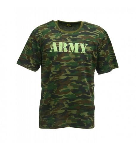 KlubKool Military Camo Camouflage Woodland XX Large