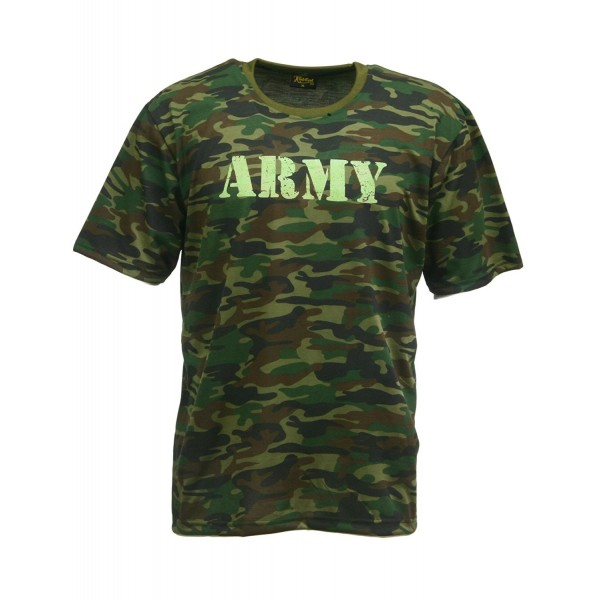 KlubKool Military Camo Camouflage Woodland XX Large