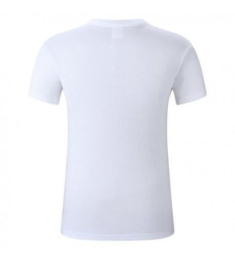 Heavy Cotton T Shirt X Large White