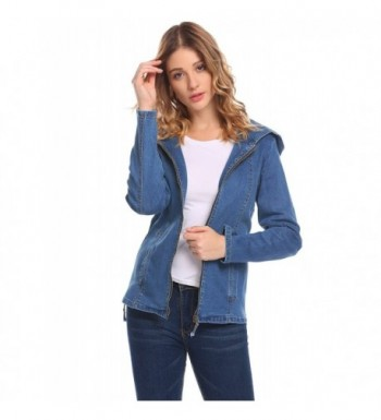 Women's Denim Jackets On Sale