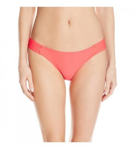 Quintsoul Womens Tab Side Midrise Bikini
