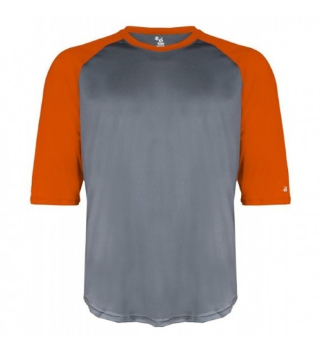 Badger Adult Raglan Sleeve Baseball Undershirt