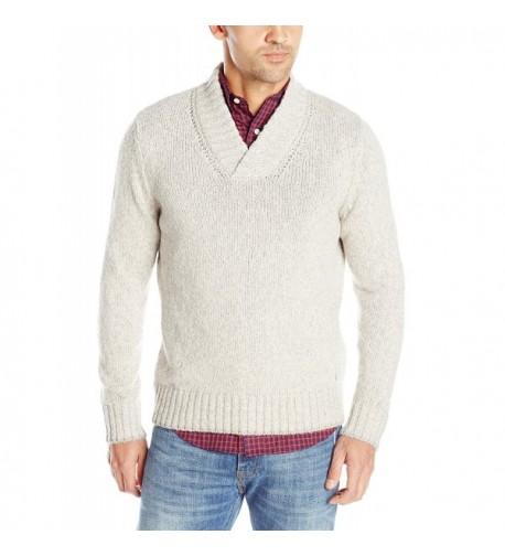 Nautica Collar Sweater Limestone X Large