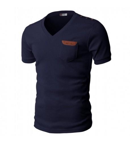 H2H T shirts Shoulder Leather JDSK16