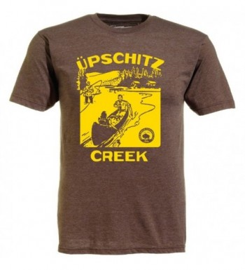 Ames Bros Upschitz T Shirt Heather