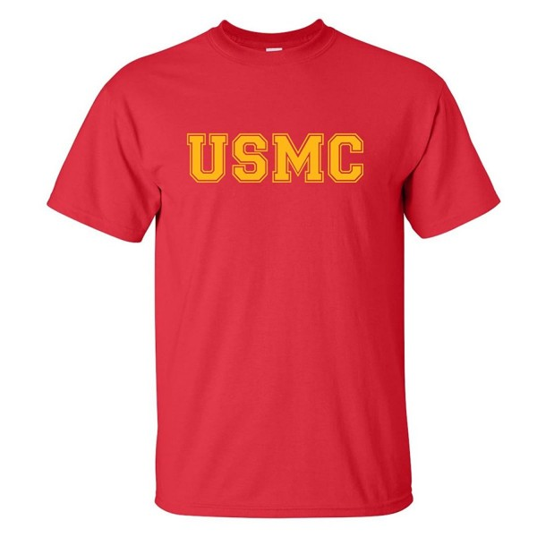 ZeroGravitee USMC Athletic Adult T Shirt