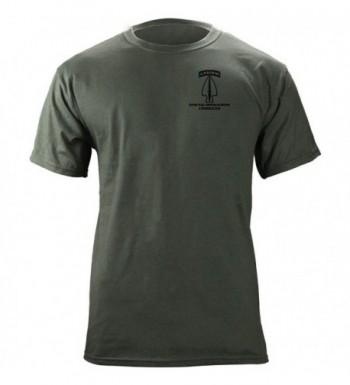 Special Operations Command Veteran T Shirt