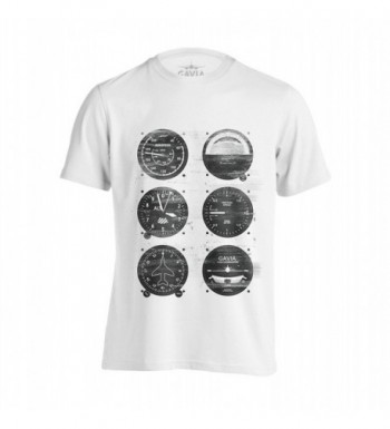 GAVIA Aviation Instruments T Shirt Large