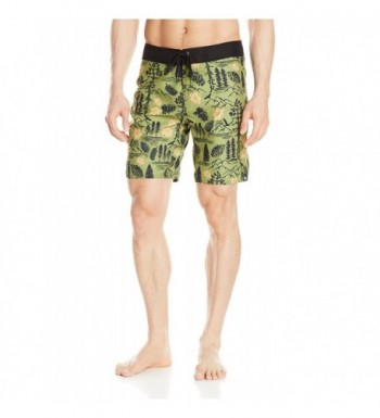 HippyTree Mens Paradise Trunk Shorts