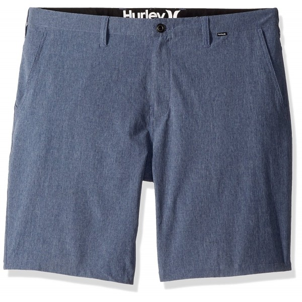 Hurley Phantom Boardwalk Shorts Obsidian
