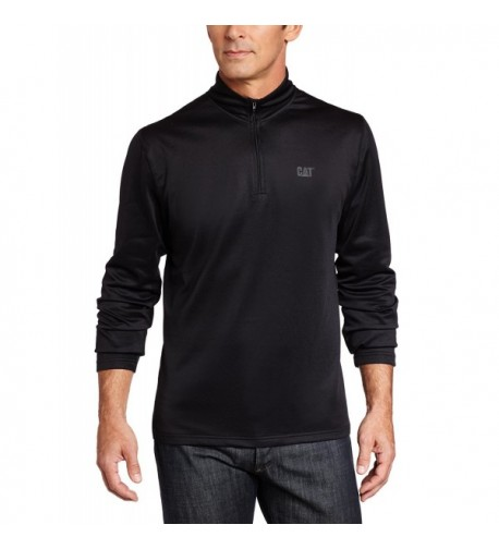 Caterpillar Layer Quarter Thermal Black