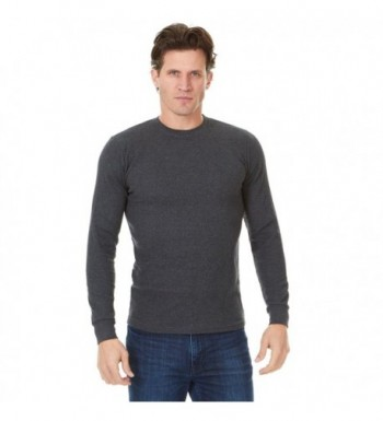 Unique Styles Thermal Heavyweight Charcoal