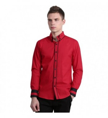 Allegra Contrast Collar Sleeves Button