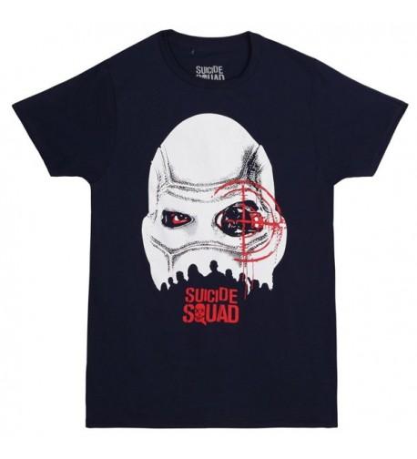 Suicide Squad Deadshot Adult Shirt