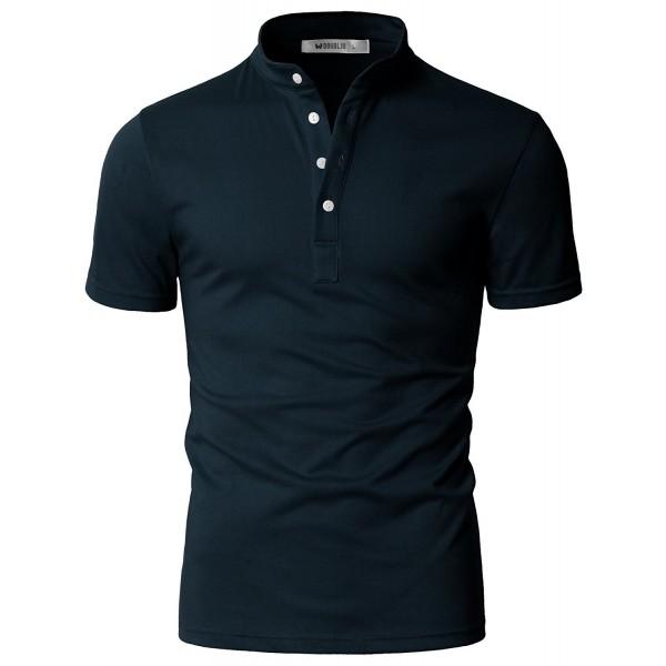 DANDYCLO Henley Sporty Premium T Shirt