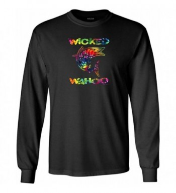 Wicked Sleeve Cotton T Shirt Black multi 2XL
