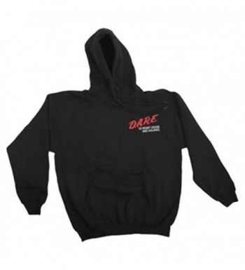 Officially Licensed DARE Hooded Sweatshirt