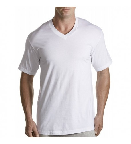 Harbor Bay 3 Pack V Neck T Shirtss