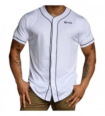 Gym Eagle Baseball Button Hipster
