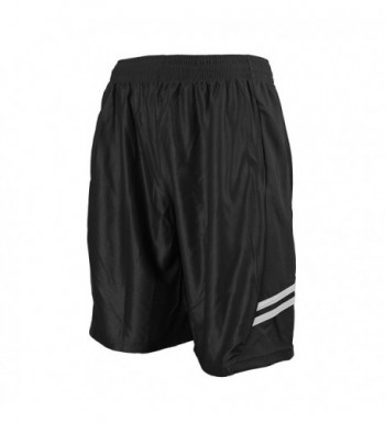 North 15 Athletic Basketball Pockets 173124 Blk
