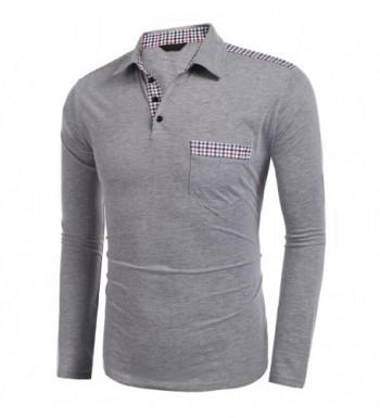 Men's Casual Button-Down Shirts