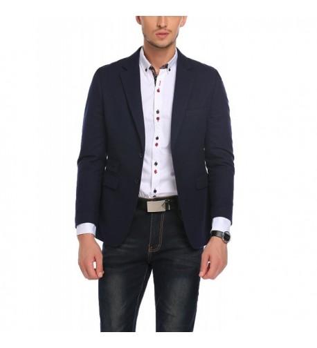 Coofandy Elegant Regular Button X Large