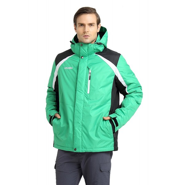 Krumba Sportswear Outdoor Waterproof Windproof