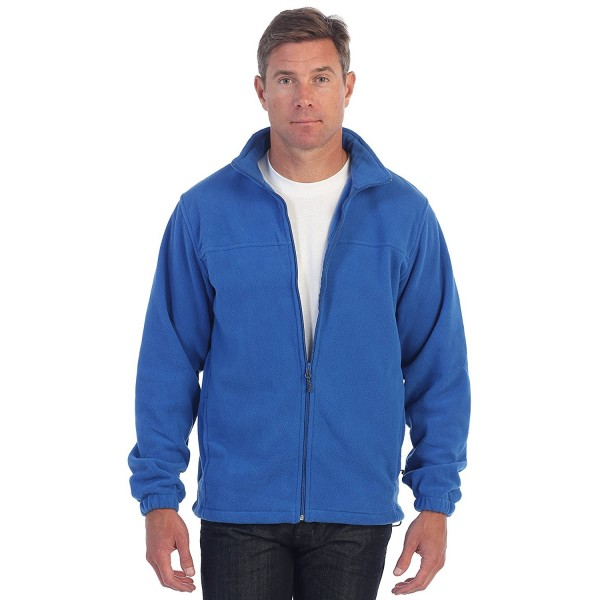 Gioberti Polar Fleece Jacket X Large