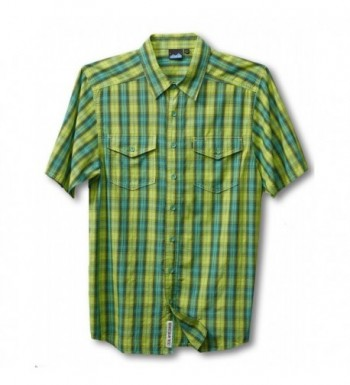 KAVU T Lee Shirt Evergreen X Small