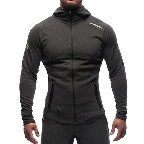 Workout Training Bodybuilding Running Sweatshirts