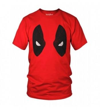 KonaTees Deadpool Vintage Distressed T Shirt