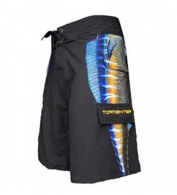 Tormenter Stretch Wahoo Board Shorts