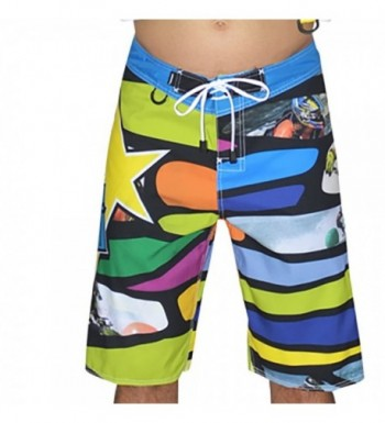 Glasswork Board Shorts Jetski Apparel