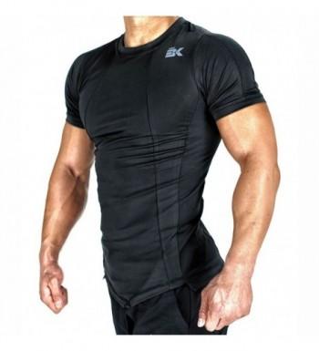 BROKIG Muscle Compression Workout Shirts