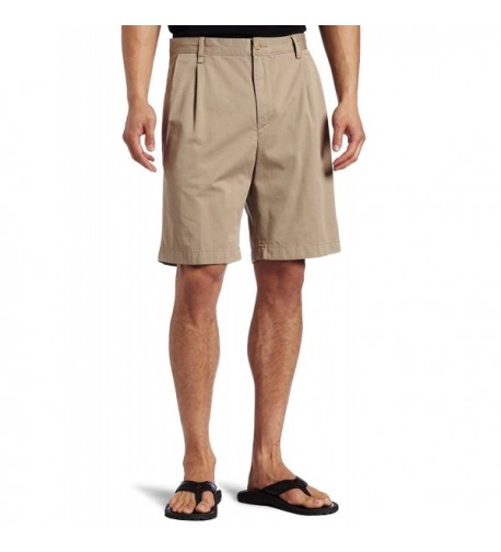 Nautica Douple Pleat Front Short