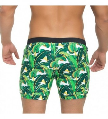 Designer Men's Swim Briefs
