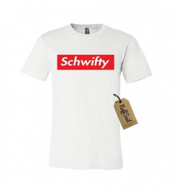 NuffSaid Schwifty Premium T Shirt Medium