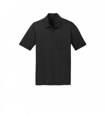Joes USA Touch Pocket Polo Black 3XL