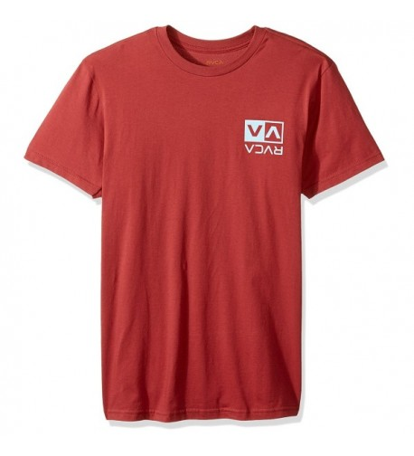 RVCA Electro Flipped Rosewood X Small