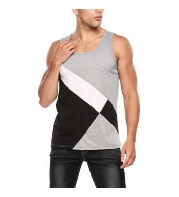 Hotouch Mens Slim Fashion Crew