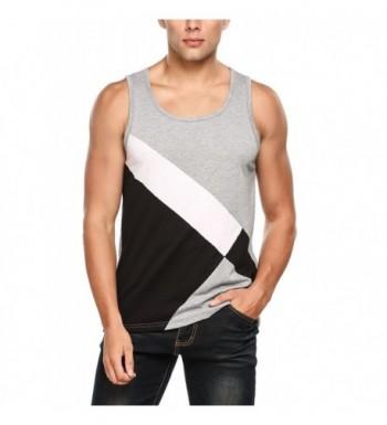 Designer Men's Tank Shirts Online
