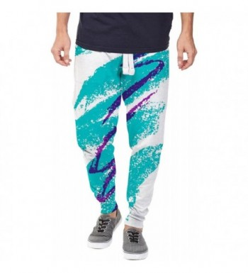RAISEVERN Graffiti Designed Trouser X Large