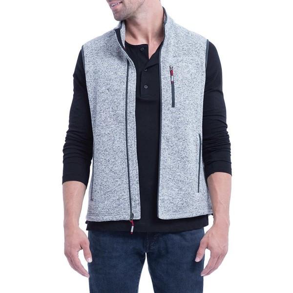 Orvis Sweater Fleece Medium Heather