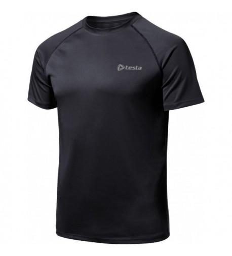 TM MTS03 KKZ_Medium Tesla HyperDri T Shirt Athletic