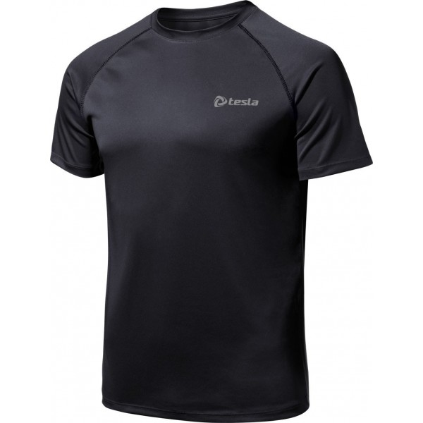 TM MTS03 KKZ_Medium Tesla HyperDri T Shirt Athletic