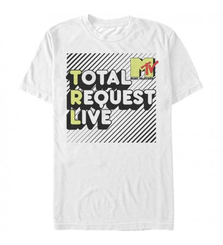 MTV Total Request Adult T Shirt