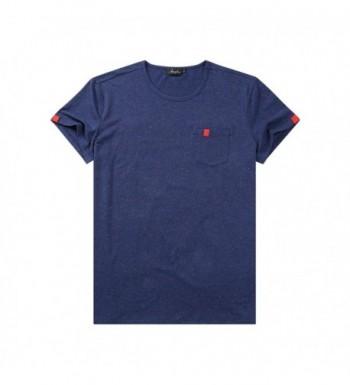 AMZ PLUS Colored Cotton T Shirt
