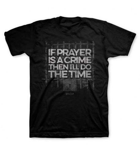 Kerusso Prayer Crime Tee Black