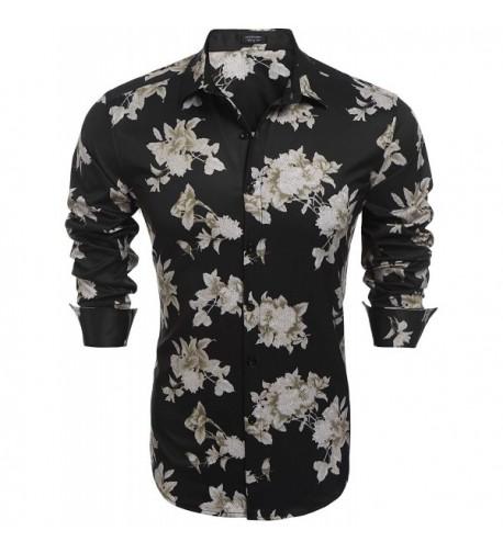 Simbama Floral Printing Hawaiian Shirts